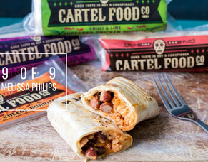 9 of 9 with Melissa Philips of Cartel Food Co.