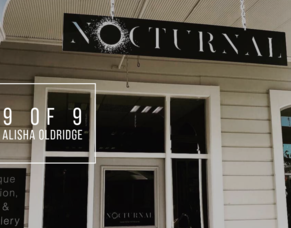 9 of 9 with Alisha Oldridge of Nocturnal NZ