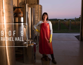 9 of 9 with Rachel Hall of Lighthouse Gin